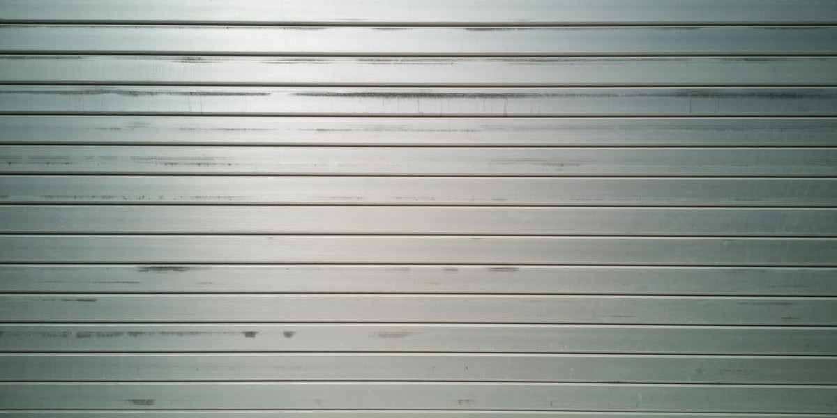 picture of a metal sheet