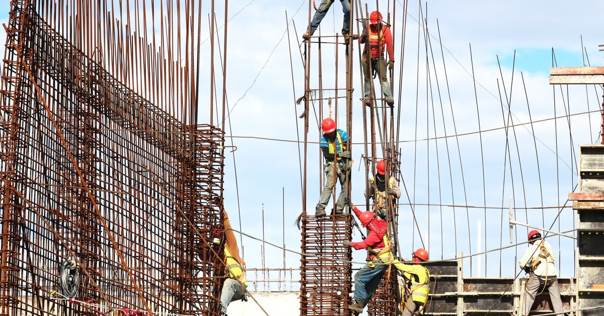 Common Metals in the Construction Industry