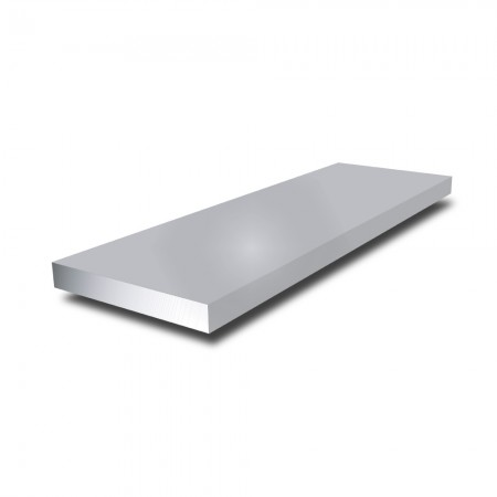 25 mm x 12 mm - Aluminium Flat Bar
