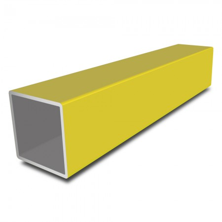 Easyfix Safety Yellow Painted Aluminium Tube