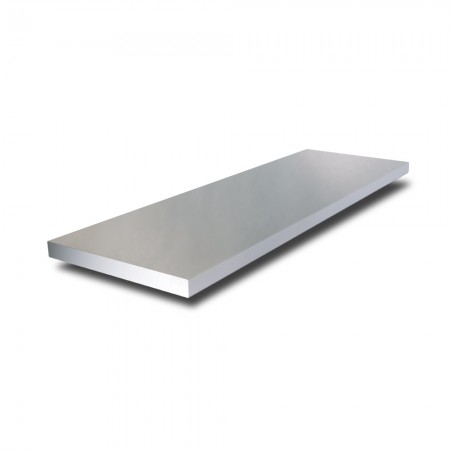 25 mm x 10 mm 316L Stainless Steel Flat Bar