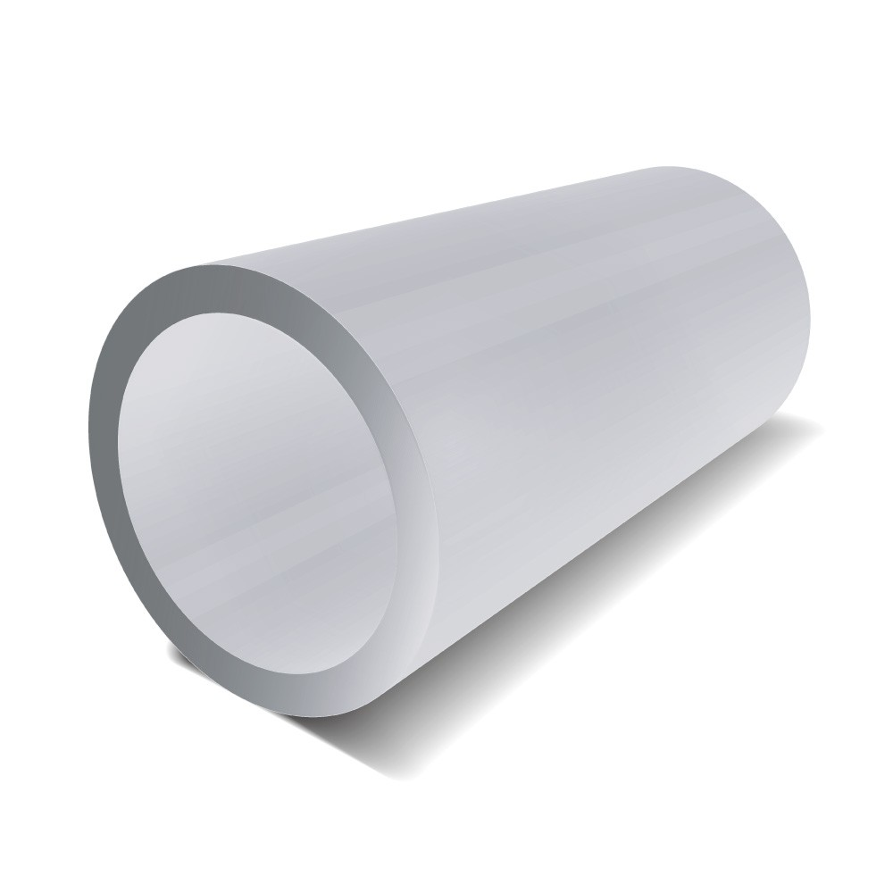 1 in x 18 swg - Anodised Aluminium Round Tube