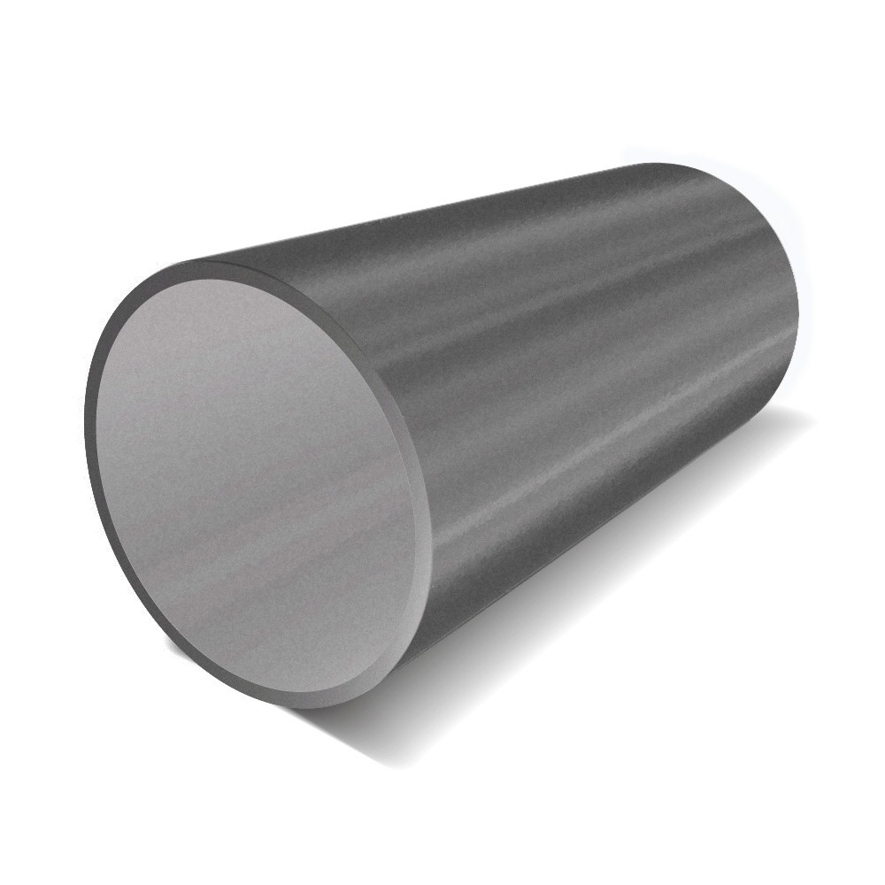 25.40 mm x 1.63 mm CDS Steel Round Tube