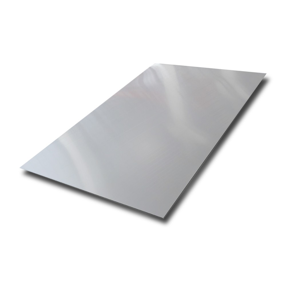 2000 mm x 1000 mm x 2 mm 304 2R BA Stainless Steel Sheet