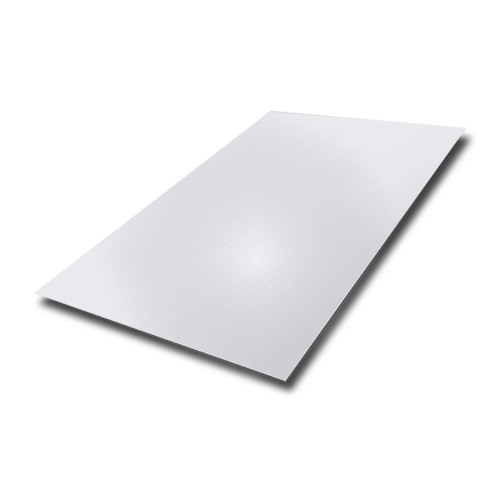2500 mm x 1250 mm x 1.2 mm 316 2B Stainless Steel Sheet