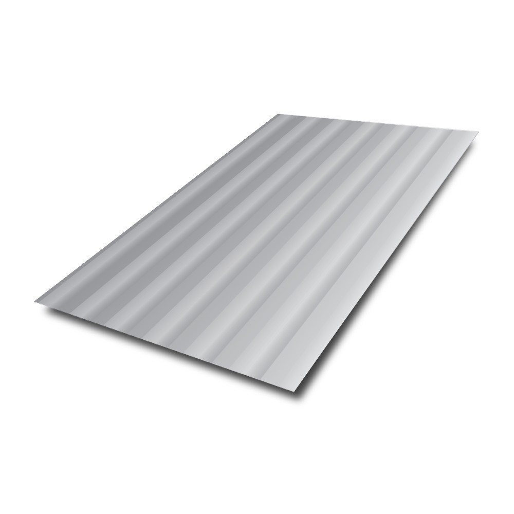 2500 mm x 1250mm x 0.9 mm Stainless Steel Stripe Polished Sheet