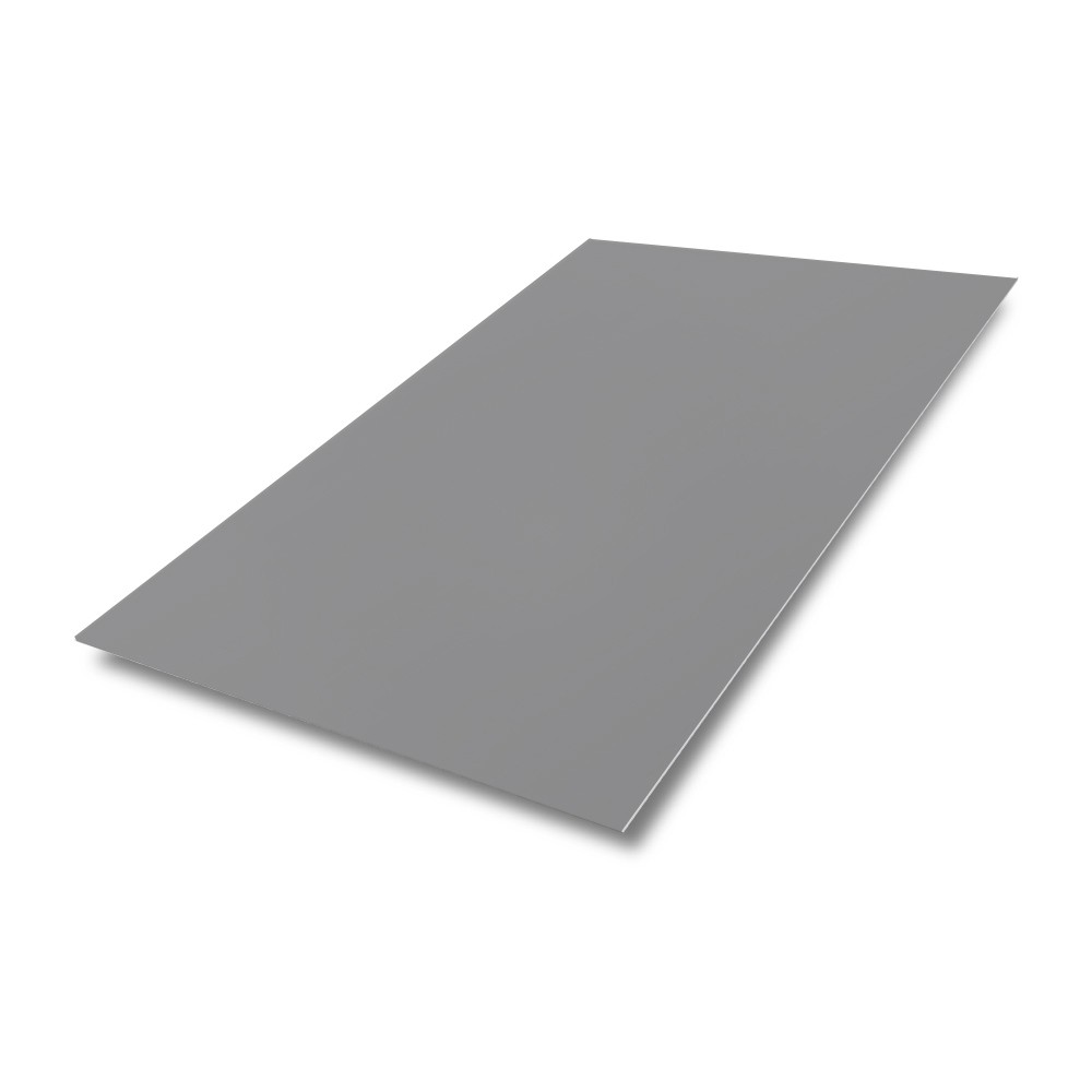 2000 mm x 1000 mm x 2.0 mm - Zinc Coated Steel Sheet